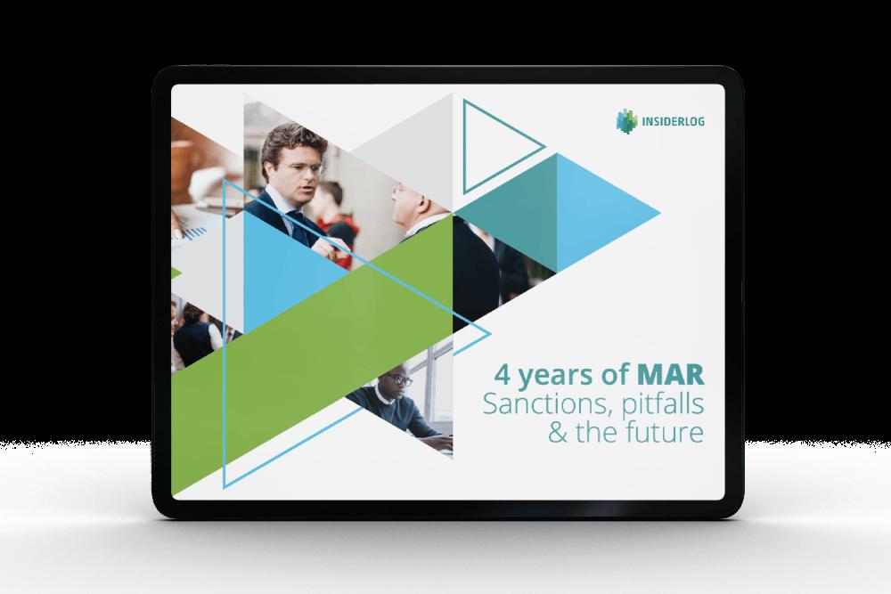 mockup tablette 4 years of MAR