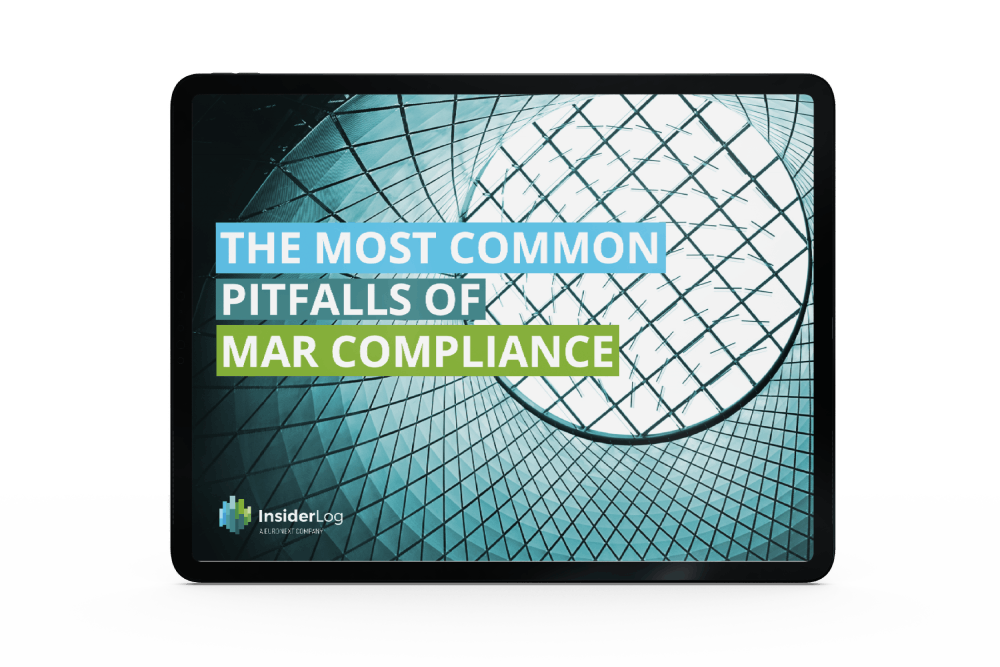 mockup tablette common pitfalls of MAR compliance